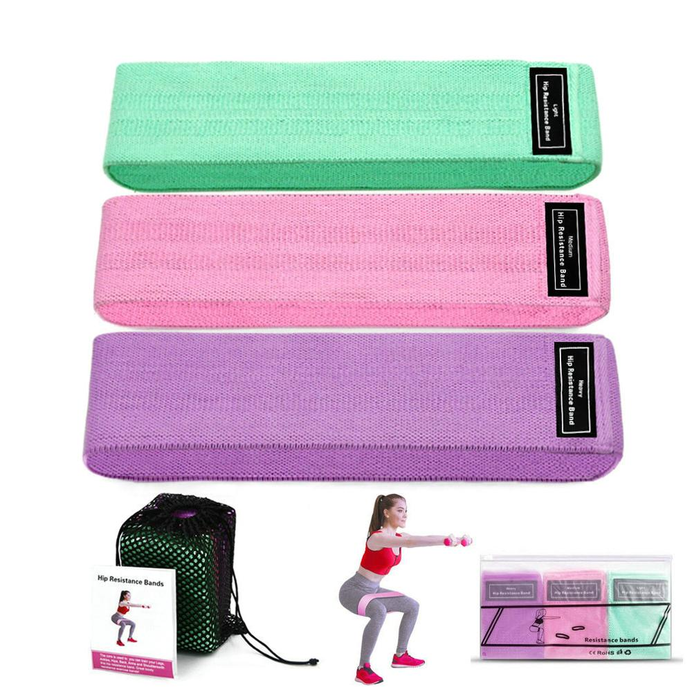 3 Level Fitness Rubber Bands Resistance Bands Expander Rubber Bands For Fitness Elastic Band For Fitness Band Training Mini Band