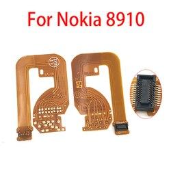 جديد لنوكيا 8910 فليكس مع موصل عقد موصل هيكلي شحن ميناء USB شحن ميناء الكابلات المرنة استبدال