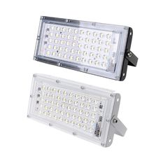 50W 50 LEDs Flood Light AC 220V Wall Lamp Outdoor Waterproof Floodlight for Yard