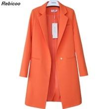 Bleiser Feminino Limited Blaser Chaquetas Mujer 2016 New Autumn Leisure Suit Jacket, Long Female Korean Woman Small Summer 0913