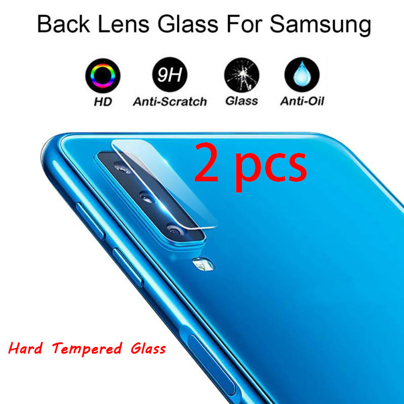 2 pcs! Ultra Slim Phone Lens <font><b>Glass</b></font> for <font><b>Samsung</b></font> S10e S10 Lite S9 S8 Plus Camera Lens Protector for Galaxy S7 S6 Edge Plus image