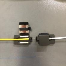 Braçadeira da fibra do splicer da fusão da fibra para FSM 60S FSM 70S FSM 22S 80s 62s 70r 60r 18s suporte da fibra 250um, braçadeira da fibra de ftth/900um