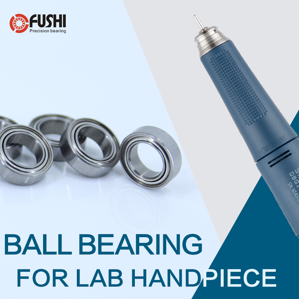 MR106ZZ Handle Bearing 6x10x3 Mm For Strong Drill Brush Handpiece MR106 ZZ Nail Ball Bearing