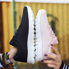 Fashion Unisex Sneakers Mesh Breathable Men's Casual Shoes Outdoor Walking Joggi