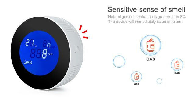 sensitive sense of smell