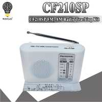 CF210SP AM/FM Stereo Radio Kit DIY Electronic Assemble Set Kit For Learner July DropShip DIY laboratory