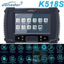 Lonsdor K518S programmeur de clé OBD2, outil de Diagnostic de voiture professionnel, réglage de l'odomètre, IMMO