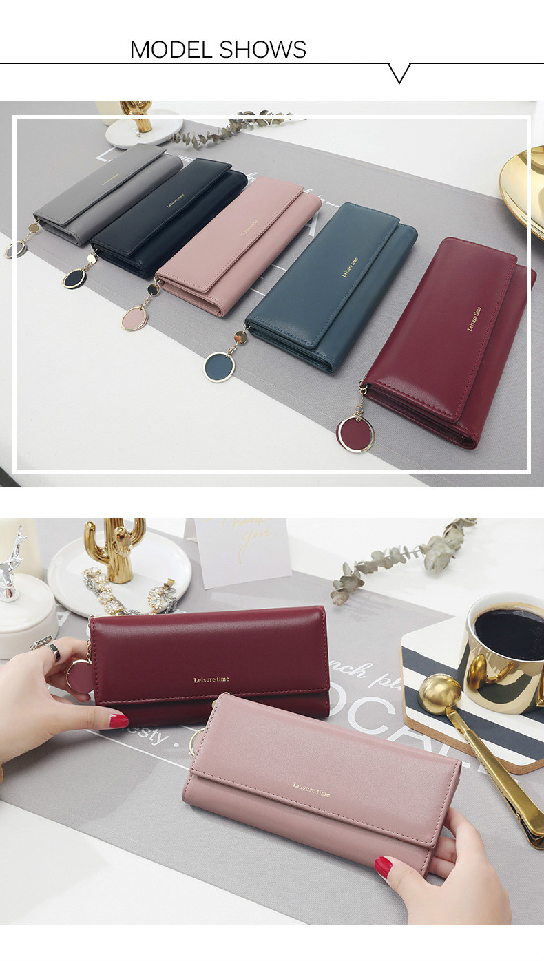 H66d7168624a64d3db1ddc9e82059ea13y - New Fashion Women Wallets | Multi-functional