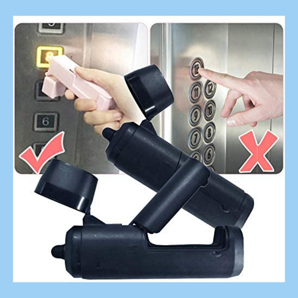 Non-contact Door Opener Prevention Tool Tablets And Touch Screen Devices Stylus Press Elevator Button Door Handle Tool