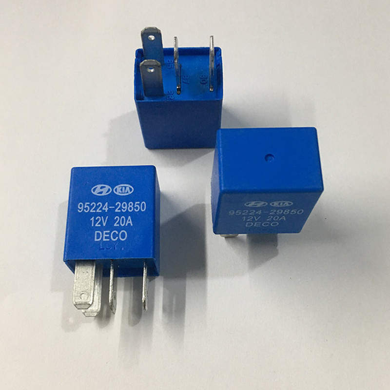 G5Q-1A4 DC12V General Purpose Relay 5A 12VDC 4 Pins New 10PCS