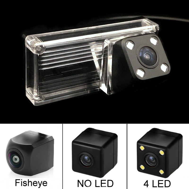 Fisheye For Toyota Land Cruiser Prado LC100 J10 LC120 J120 LC200 J200 Car Backup Parking Rear View Camera Night Vision Sony HD