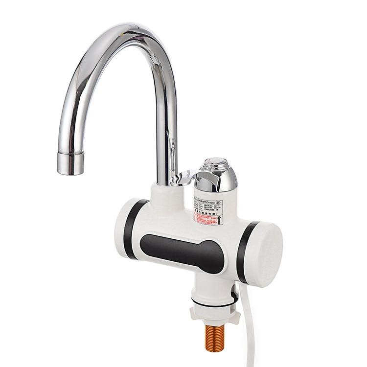 Ванная комната сантехника скорость горячей кран Электрический кран нагреватель Tankless три секунды нагрева