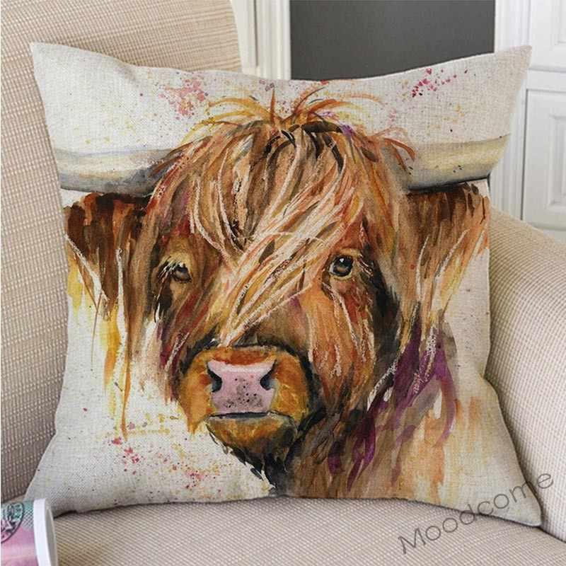 The Original Highland Cow Blanket