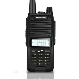 Image 3 - Baofeng BF F11 10W Tri band  Updated of  BF UVF10 IP67 Waterproof 4800Mah 10KM long rang Powerful Walkie Talkie Two Way Radio