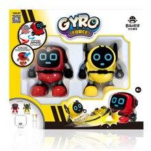 Игрушки-роботы съемные Гироскопы Топ 3 режима Заводной автомобиль Запуск режим роботы гироскоп тянуть назад обучающая игрушка