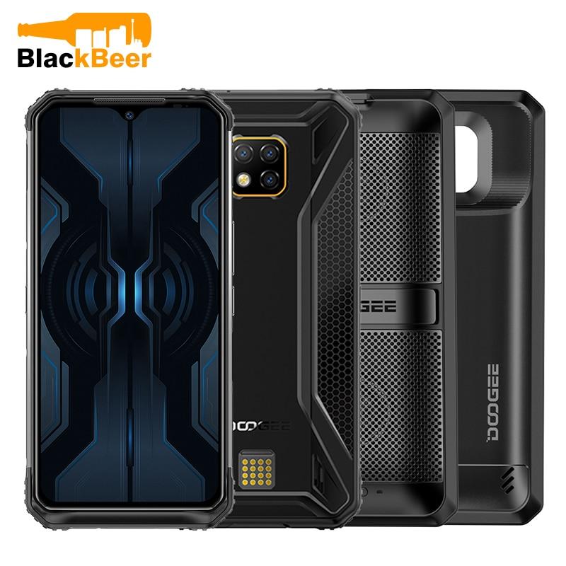 "DOOGEE S95 Pro 6.3"" 1080*2160 Rugged Smartphone IP68 MTK Helio P90 Mobile Phone 8GB 128GB Cellphone 48MP AL Triple Cameras(China)"