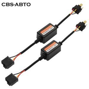 CBS ABTO 2PCS H4 LED Headlight