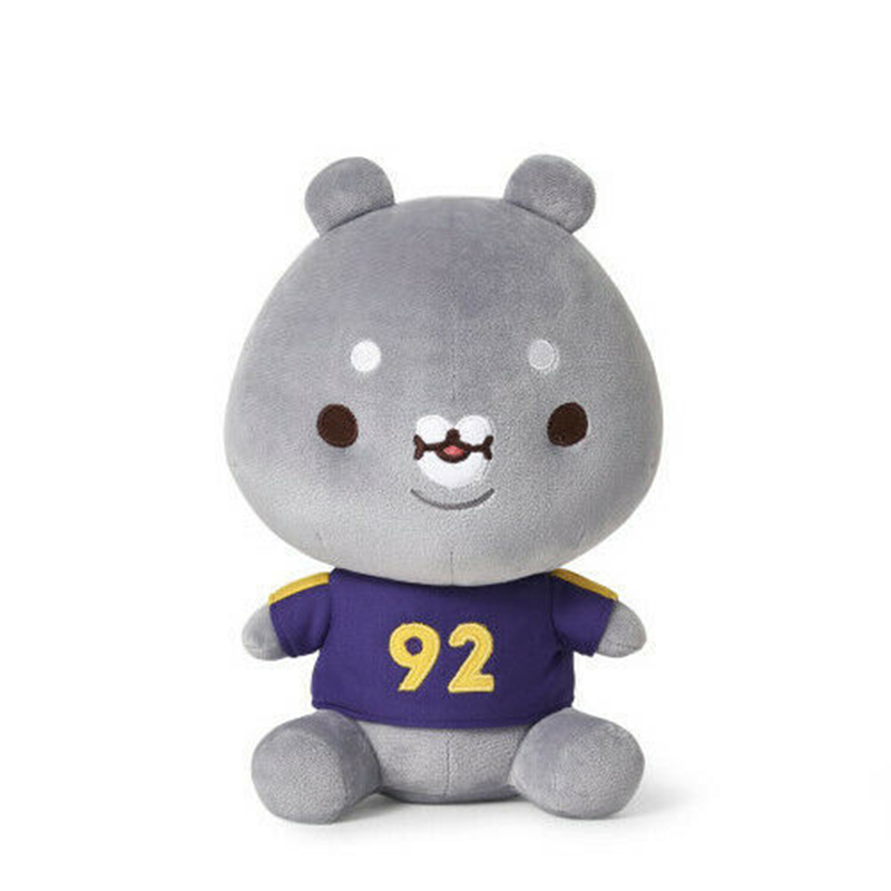Cartoon Monsta X Plush Dolls Kpop JOOHONEY MINHYUK IM HYUNGWON WONHO SHOWNU KIHYUN Cute Pillow Cushion Fans Gift