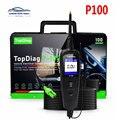 Оригинальный тестер автомобильной системы JDiag Power Pro P100 next-generation  для автомобилей и грузовиков