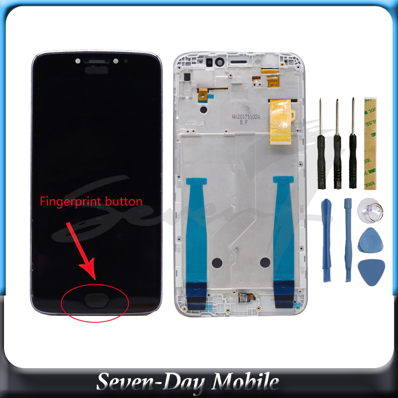 Touch Screen LCD <font><b>Display</b></font> For Motorola <font><b>Moto</b></font> <font><b>E4</b></font> <font><b>Plus</b></font> XT1773 <font><b>XT1770</b></font> XT1772 XT1771 LCD <font><b>Display</b></font> Touch Screen Digitizer Assembly image