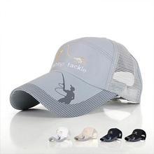 2020 Men's breathable Baseball Cap sports street dance fishing hat baseball cap in summer Sport Hip-Hop Sun Fashion Casual Hat