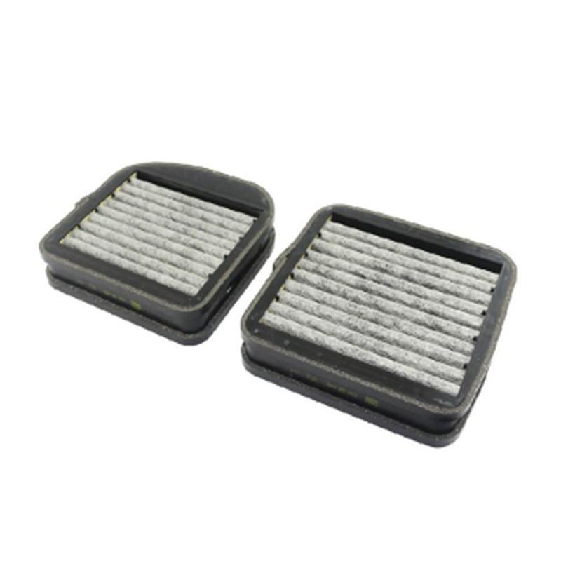 2pcs Car Cabin Air Filters for Mercedes-benz C215-cl-class W220-s Class C209-clk240 W210 S210 W220 C215 S280 S350 S500 S600