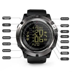 Image 2 - Lokmatスマート腕時計男性の心拍数モニター防水 50 メートルのbluetooth通話リマインダースポーツ時計スマートウォッチiosのandroid携帯