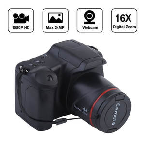 Digital-Camera Zoom SEC Professional Canon Display 1080P De 16X 16X