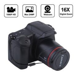 Видеокамера SEC 1080P, цифровая камера 16X с цифровым зумом, профессиональная цифровая камера canon с дисплеем 3 дюйма