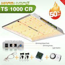 Mars hydro ts 1000 Вт СИД освещение для выращивания светильник