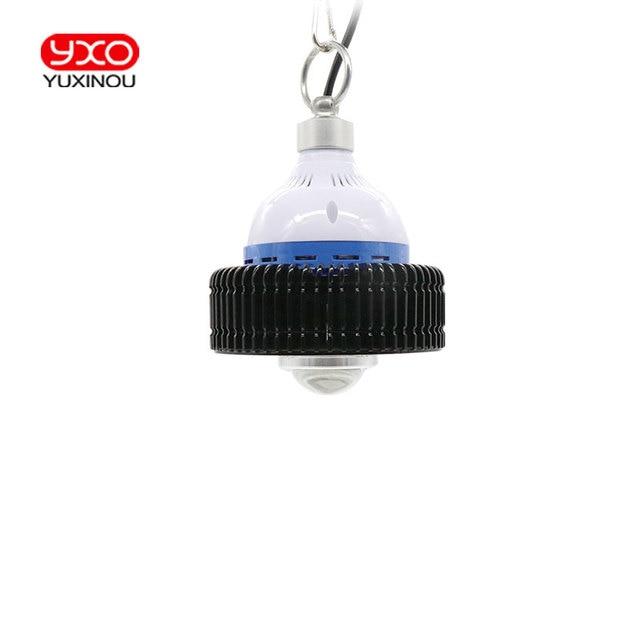 Davvero Uscita CREE CXB3590 100W Citizen 1212 COB LED Coltiva La Luce a Spettro Completo Crescere Lampada per le Piante Idroponica Tenda