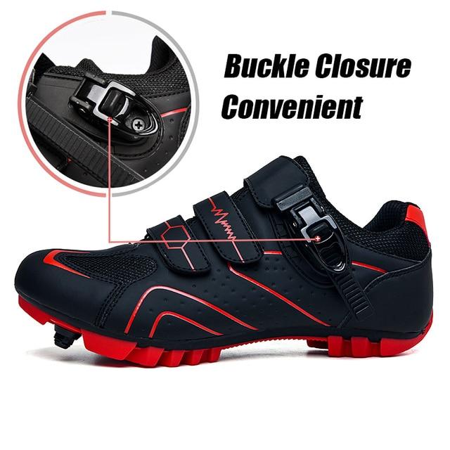 2020 sapatos de ciclismo homem tênis de ciclismo mtb esporte profissional sapatos de bicicleta de estrada auto-bloqueio sapatos de bicicleta de montanha 3