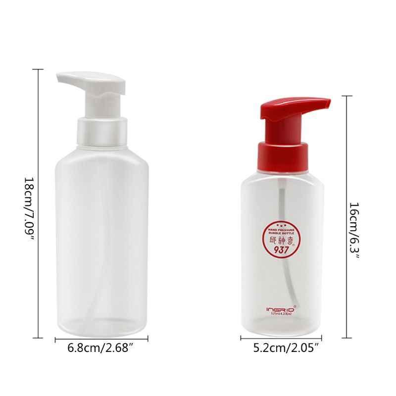 Tempat Sabun Dispenser Ditekan Busa Botol Pendingin Salon Kecil Perm Bantuan Artefak Wadah Kosong Lip Gloss Tabung