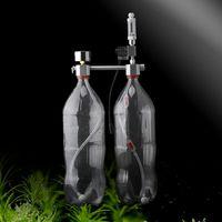 Aquarium DIY CO2 System Generator Kit Bubble Counter Plants Diffuser Regulator Q39B