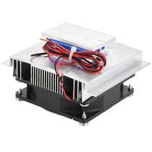 Термоэлектрический охладитель «сделай сам» 50 Вт полупроводниковая
