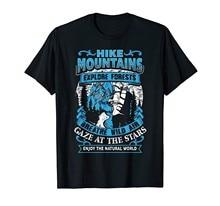 As montanhas estão chamando e eu devo ir camiseta (19)