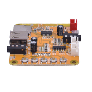 Image 4 - Tenghong Mini Bluetooth 4.1 MP3 Audio Decoder Board 5W * 2 Versterker Bluetooth Audio ontvanger Module Ondersteunt WAV APE FLAC DC5V