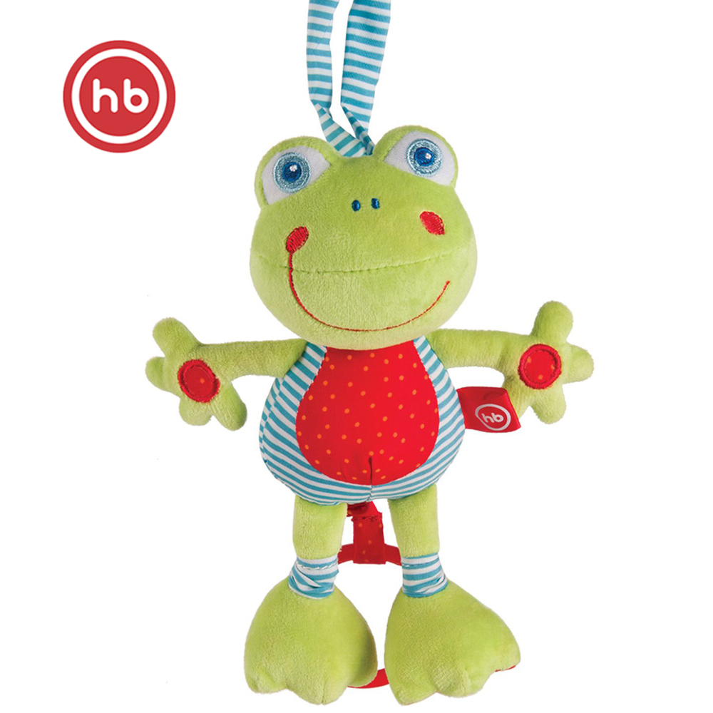 Baby Rattles & Mobiles Happy Baby 330361 Toy Games Clacks Mobile On The Bed  Educational Toys For Newborns Rattles Unisex