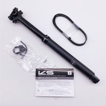 Dropper-Seat Bicycle Seatpost Ks Kindshock E20 Post-30.9/31.6mm E20-I with Remote-Control
