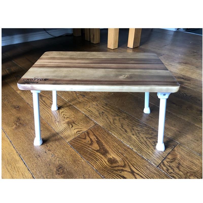 4pc Lot Furniture Table Legs Folding Bracket Hairpins Leg Laptop