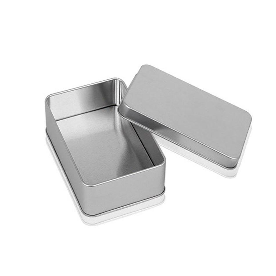 Star Packaging 2020 New Custom Stylish Tin Box Emypt Metal Tin Box Cookie Tin Box