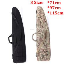 Tactical Gun Bag Military Army Rifle Storage Case Shotgun Bags with Padded Shoulder Strap ( 71cm, 95cm, 115cm )