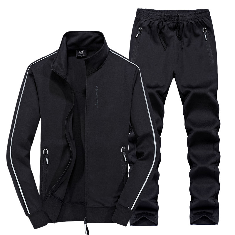 Men Tracksuit Sportswear Plus Size 7xl 8xl 9xl Men Sweatshirt Sweatpants High Street Men Tracksuits Pants Joggers Sweatsuit
