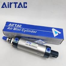 MAL40x75SCA MAL40x100SCA MAL40x125SCA AIRTAC Mini-cylinder Air Cylinder MAL40x75/100/125 SCA MAL Series MAL40*75/100/125 SCA original airtac iso15552 standard cylinder se series se100 125 s