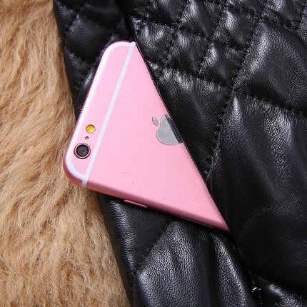 Дубленка для Для женщин натуральная кожаная куртка Женский натуральный Лисий мех норки меховой воротник 2019 зимнияя верхняя одежда chaqueta mujer L2497
