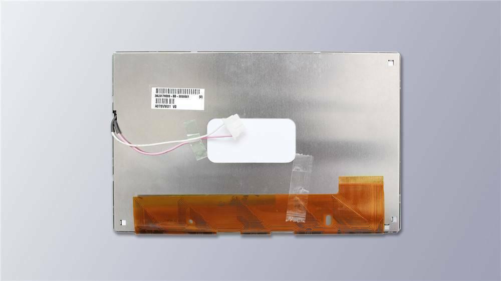 Latumab Original 7 inch TFT LCD screen 800 * 480 A070VW01 V1 GPS vehicle mounted LCD screen display 4.0|Tablet LCDs & Panels| |  - title=
