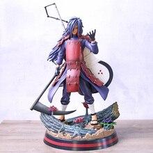 Uchiha Madara with Uchiwa GK Statue Collection Figure Model Toy