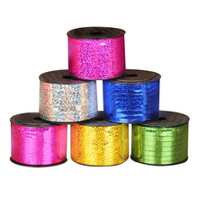 100Yard/Roll Foil Balloons Ribbon Roll Shiny Gifts Birthday Party Decorations Kids Accessories Supplies Balloon Wedding Balloons цена
