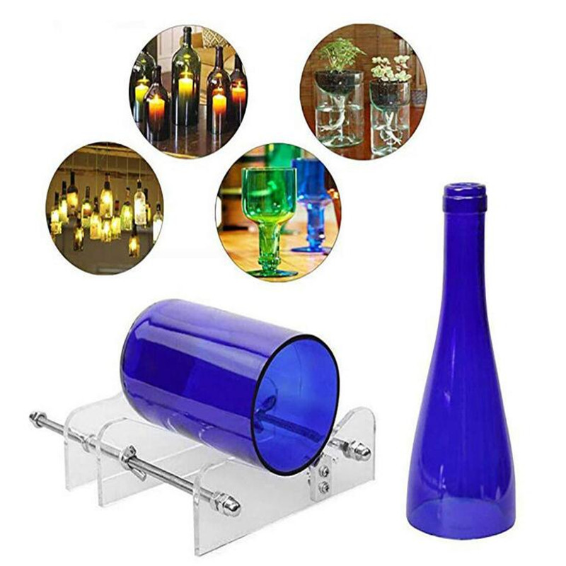 Glass Bottle Cutter Tool Professional For Bottles Cutting Glass Bottle-Cutter DIY Cut Tool Machine Wine Beer 2020 New Drop Ship