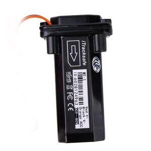 Image 4 - самый дешевый микро мини gprs gsm сигнализация мотоцикл кабель gps трекер локатор автомобиля трек трекер для автомобиля слежение jeepies follower вибратор датчик брелок автосигнализации мониторa8 tk102b gt06 st 901